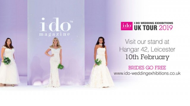 Dressini will be at the Leicester I Do Wedding Exhibition