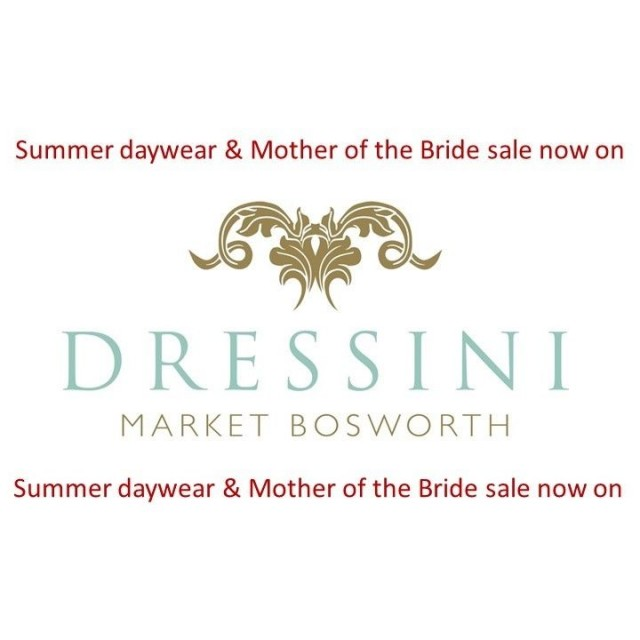 Summer daywear & Mother of the Bride sale now on