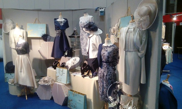 Dressini at the UK National Midland Wedding Show