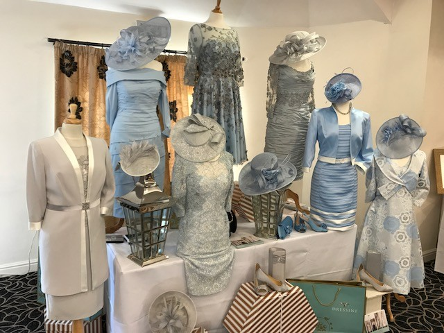 Dressini at the Sketchley Grange Wedding Show