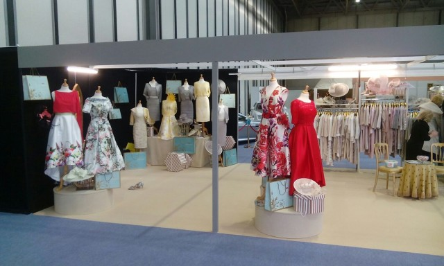 DRESSINI WERE AT THE NATIONAL WEDDING SHOW, BIRMINGHAM NEC, ON FRIDAY 23RD TO SUNDAY 25TH FEBRUARY.